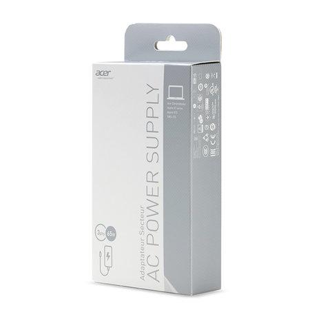 Acer Acer NP.ADT0A.040 netvoeding & inverter Binnen 65 W Wit