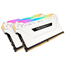 DDR4 32GB PC 3000 CL15 CORSAIR KIT (2x16GB) Vengeance RGB wh
