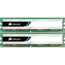 DDR3  8GB PC 1333 CL9  CORSAIR KIT (2x4GB) Value Select retail