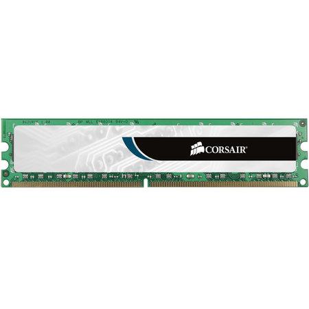 Corsair Corsair 2GB 1X2GB DDR3-1333 240PIN DIMM Memory geheugenmodule 1333 MHz