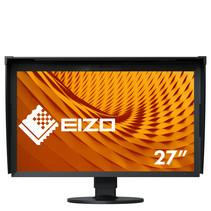 "EIZO ColorEdge CG279X computer monitor 68,6 cm (27"") 2560 x 1440 Pixels Quad HD LED Zwart"