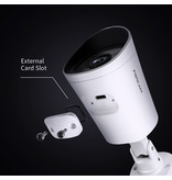 Foscam Foscam FI9912EP IP-beveiligingscamera Buiten Rond Plafond/muur 1920 x 1080 Pixels
