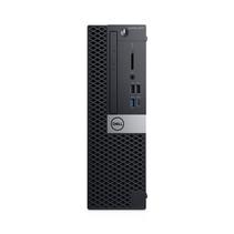 DELL OptiPlex 5070 Intel® 9de generatie Core™ i5 i5-9500 8 GB DDR4-SDRAM 256 GB SSD SFF Zwart PC Windows 10 Pro