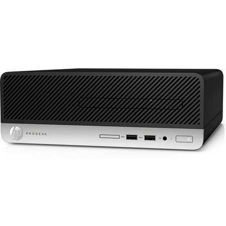 Hewlett & Packard INC. HP ProDesk 400 G6 9th gen Intel® Core™ i5 i5-9500 8 GB DDR4-SDRAM 512 GB SSD Zwart SFF PC