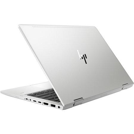 """Hewlett & Packard INC. HP EliteBook x360 830 G6 Zilver Hybride (2-in-1) 33,8 cm (13.3"""") 1920 x 1080 Pixels Touchscreen Intel® 8ste generatie Core™ i5 i5-8265U 8 GB DDR4-SDRAM 256 GB SSD"""