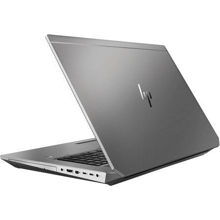"Hewlett & Packard INC. HP ZBook 17 G6 Zilver Mobiel werkstation 43,9 cm (17.3"") 1920 x 1080 Pixels 9th gen Intel® Core™ i9 i9-9880H 16 GB DDR4-SDRAM 512 GB SSD"