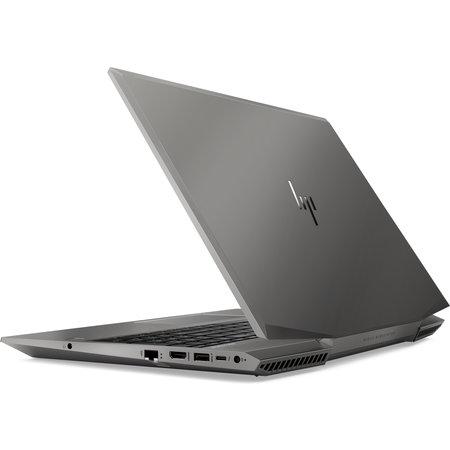 "Hewlett & Packard INC. HP ZBook 15 G6 Zilver Mobiel werkstation 39,6 cm (15.6"") 1920 x 1080 Pixels 9th gen Intel® Core™ i7 i7-9850H 32 GB DDR4-SDRAM 512 GB SSD"