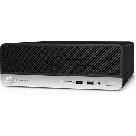 Hewlett & Packard INC. HP ProDesk 400 G6 9th gen Intel® Core™ i5 i5-9500 16 GB DDR4-SDRAM 512 GB SSD Zwart SFF PC