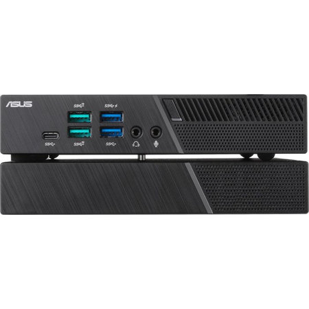 Asus ASUS PB60G-B5098ZD Intel® 8de generatie Core™ i5 i5-8400T 16 GB DDR4L-SDRAM 256 GB SSD mini PC Zwart Windows 10 Pro