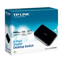 TP-LINK TL-SG1005D Unmanaged 5-Port Gigabit Desktop Switch