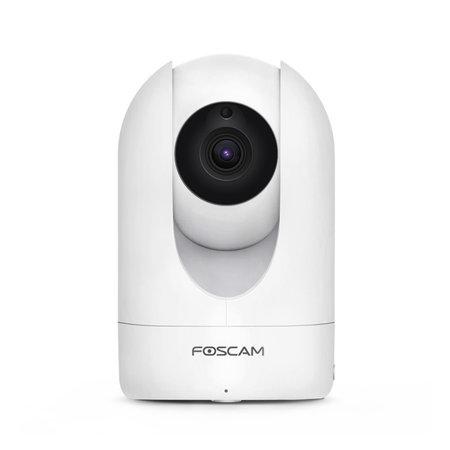 Foscam Foscam R4M-W bewakingscamera IP-beveiligingscamera Binnen kubus Bureau 2560 x 1440 Pixels