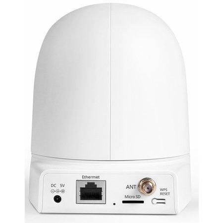 Foscam Foscam FI9936P IP-beveiligingscamera Binnen Bolvormig Bureau 1920 x 1080 Pixels