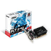 R7 240 2GD3 64b LP 2048MB,PCI-E,DVI,HDMI,LP