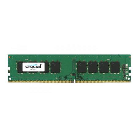 Crucial Crucial CT4G4DFS8266 geheugenmodule 4 GB 1 x 4 GB DDR4 2666 MHz