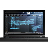 "Lenovo Lenovo ThinkPad P53 Zwart Mobiel werkstation 39,6 cm (15.6"") 1920 x 1080 Pixels 9th gen Intel® Core™ i7 i7-9850H 16 GB DDR4-SDRAM 1000 GB SSD"