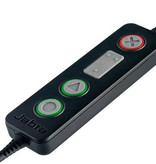 Jabra Jabra BIZ 2300 USB UC Mono Headset Hoofdband Zwart