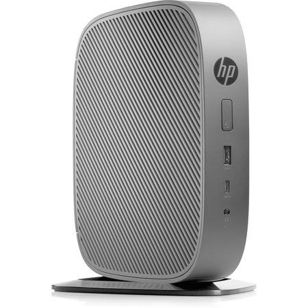 Hewlett & Packard INC. HP t530 1,5 GHz GX-215JJ Zwart 960 g