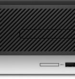 Hewlett & Packard INC. HP ProDesk 400 G6 Intel® 9de generatie Core™ i3 i3-9100 8 GB DDR4-SDRAM 256 GB SSD SFF Zwart PC Windows 10 Pro