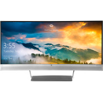 HP EliteDisplay S340c QHD LED 34In 6.1ms 3440 x 1440 21:9 3000:1 HDMI DisplayPort USB-C/ Speaker