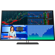 "HP Z43 108 cm (42.5"") 3840 x 2160 Pixels 4K Ultra HD LED Zwart"