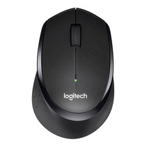 Logitech muis B330 Wireless    black