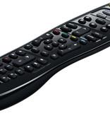 Logitech Logitech 915-000235 afstandsbediening IR Draadloos Audio, Kabel, DVD/Blu-ray, DVR, SAT, TV, TV set-topbox Drukknopen