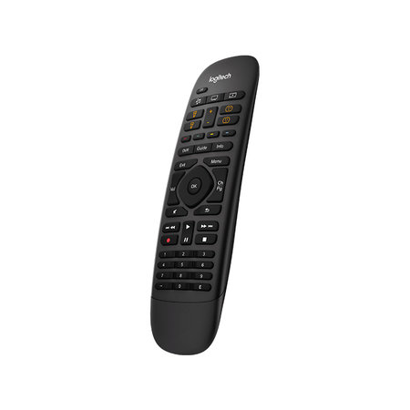 Logitech Logitech Harmony Companion afstandsbediening IR-draadloos/wifi Audio, Kabel, DVR, Game console, Home cinema-systeem, PC, Smartphone, TV, Tablet Drukknopen