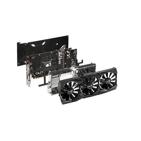 Asus ASUS ROG-STRIX-RX590-8G-GAMING Radeon RX 590 8 GB GDDR5