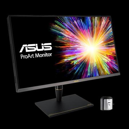 "Asus ASUS ProArt PA32UCX-K 81,3 cm (32"") 3840 x 2160 Pixels 4K Ultra HD LED Zwart"
