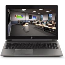 "HP ZBook 15 G6 Zilver Mobiel werkstation 39,6 cm (15.6"") Intel Xeon E 32 GB DDR4-SDRAM 512 GB SSD NVIDIA Quadro T2000 Wi-Fi 6 (802.11ax) Windows 10 Pro"