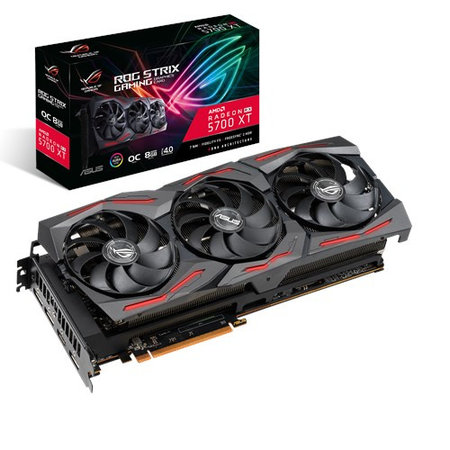 Asus ASUS ROG -STRIX-RX5700XT-O8G-GAMING Radeon RX 5700 XT 8 GB GDDR6