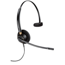 POLY EncorePro HW510 Headset Hoofdband Zwart