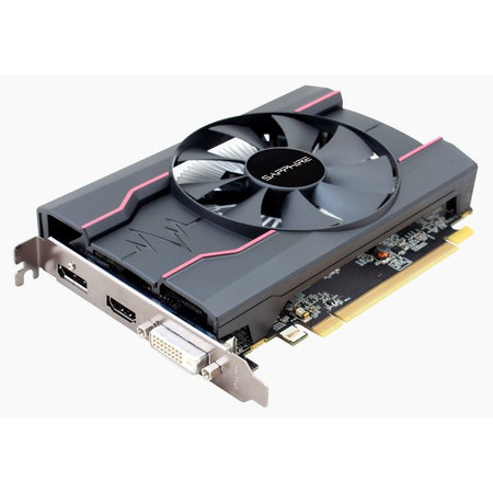 Sapphire Sapphire 11268-15-20G videokaart Radeon RX 550 4 GB GDDR5