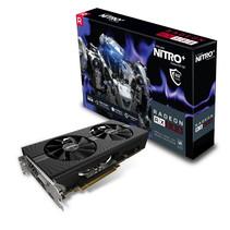Sapphire RX 580 Nitro+         8192MB,PCI-E,DVI,2xHDMI,2xDP