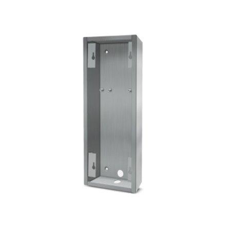 DoorBird Doorbird DoorBird D2101V Roestvrij staal Behuizing (backbox)