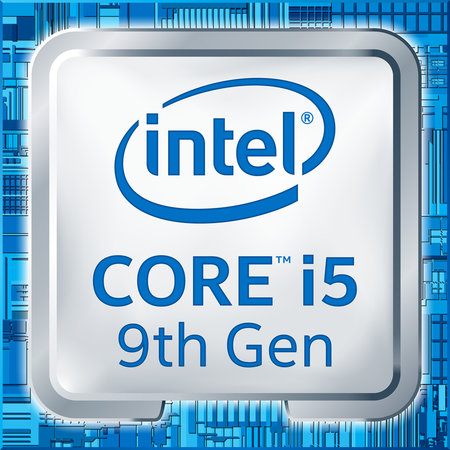 Intel Intel Core i5-9600 processor 3,1 GHz Box 9 MB Smart Cache