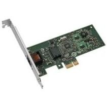 Intel Gigabit CT Desktop Adapter PCI-E Single Port 10/100/1000 Mbps Low Power Intel 82574L Gigabit Ethernet Controller Low Profile
