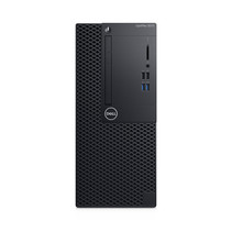 DELL OptiPlex 3070 Intel® 9de generatie Core™ i5 i5-9500 8 GB DDR4-SDRAM 256 GB SSD Mini Toren Zwart PC Windows 10 Pro
