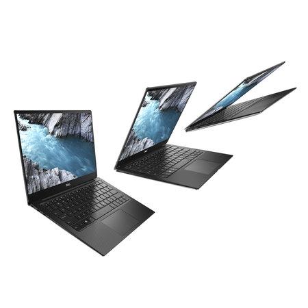 "Dell DELL XPS 13 7390 Notebook Zwart, Platina, Zilver 33,8 cm (13.3"") 3840 x 2160 Pixels Touchscreen Intel® 10de generatie Core™ i7 16 GB LPDDR3-SDRAM 512 GB SSD Wi-Fi 6 (802.11ax) Windows 10 Pro"