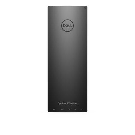 Dell DELL OptiPlex 7070 UFF Intel® 8de generatie Core™ i5 i5-8365U 8 GB DDR4L-SDRAM 256 GB SSD Zwart Mini PC Windows 10 Pro