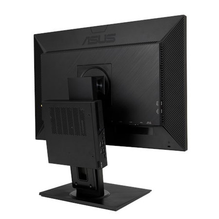 "Asus ASUS BE24WQLB 61,2 cm (24.1"") 1920 x 1200 Pixels WUXGA Zwart"