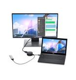 Dell DELL DA300 Bedraad USB 3.2 Gen 2 (3.1 Gen 2) Type-C Zwart