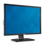 """Dell DELL UltraSharp U2412M 61 cm (24"""") 1920 x 1200 Pixels WUXGA LCD Zwart"""