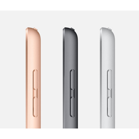 "Apple Apple iPad 25,9 cm (10.2"") 32 GB Wi-Fi 5 (802.11ac) Grijs iPadOS"
