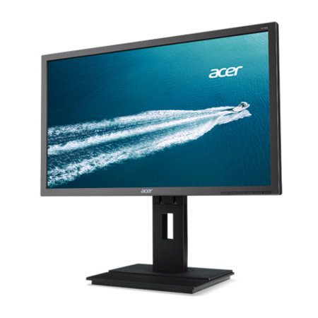 "Acer Acer Professional B246HYLA 60,5 cm (23.8"") 1920 x 1080 Pixels Full HD LED Grijs"