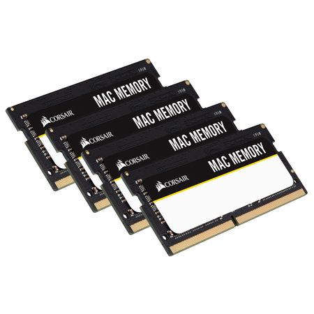 Corsair Corsair CMSA32GX4M4A2666C18 geheugenmodule 32 GB 4 x 8 GB DDR4 2666 MHz