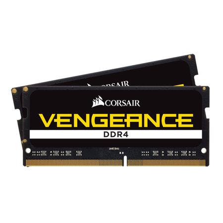 Corsair Corsair Vengeance CMSX64GX4M2A2400C16 geheugenmodule 64 GB 2 x 32 GB DDR4 2400 MHz