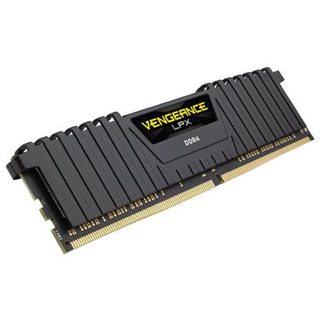 Corsair Corsair Vengeance LPX CMK32GX4M1A2666C16 geheugenmodule 32 GB 1 x 32 GB DDR4 2666 MHz