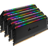 Corsair Corsair Dominator CMT64GX4M4C3466C16 geheugenmodule 64 GB 4 x 16 GB DDR4 3466 MHz