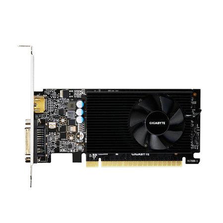Gigabyte Gigabyte GV-N730D5-2GL videokaart NVIDIA GeForce GT 730 2 GB GDDR5